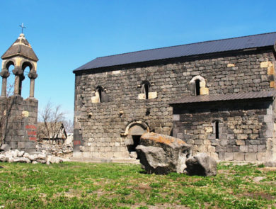 St. Astvatsatsin church in Kurtan