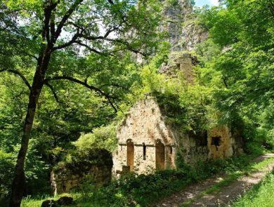 Монастырь Шхмурад