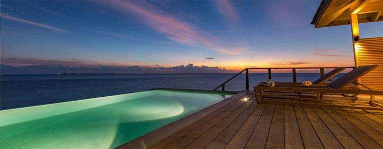 Լողափնյա հանգստի լավագույն վայրերը Մալդիվներում