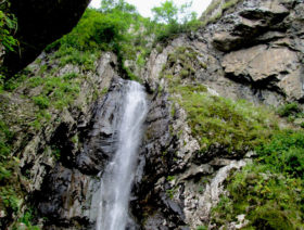 Sharach waterfall