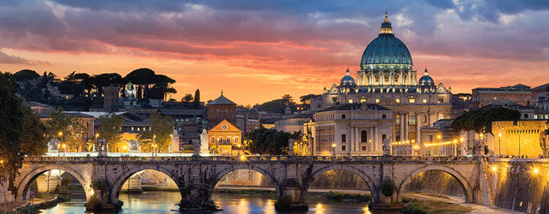 10 տեսարժան վայրեր Հռոմում, որոնք հարկավոր է այցելել