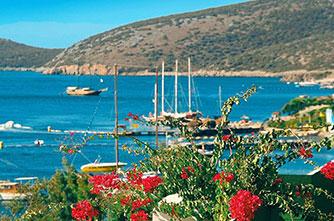 Էգեյան ծով, Թուրքիա