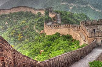 Մեծ պատ, Չինաստան