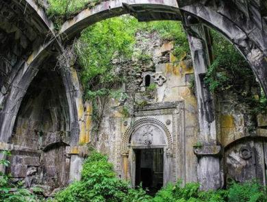 Монастырь Дехдзнут