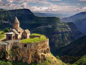 Areni winery, Shaki waterfall, Tatev Monastery* ****