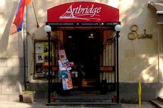 """""""Artbridge"""" Bookstore Cafe"""