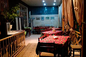 "Restaurant ""At Gayane's"""