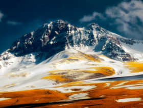 Aragats (North summit/ 4090 meters) /seasonality July - September/