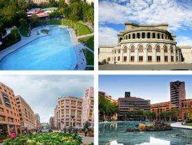 Ոտքով շրջայց Երևան քաղաքում****