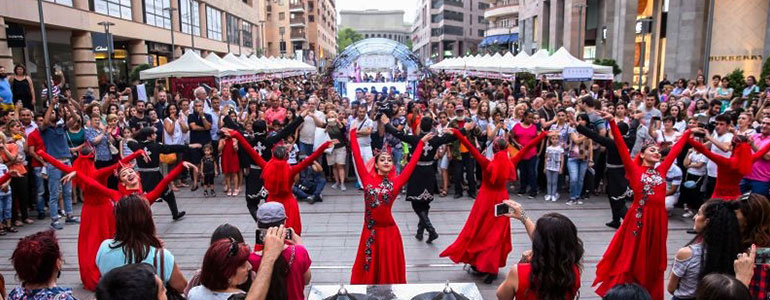 The Best and most interesting festivals in Armenia