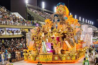 Карнавал Рио