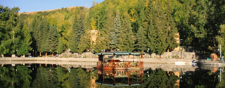 Top 7 attractions of the city of Jermuk and its surroundings