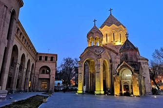 Saint Anna Church, Yerevan
