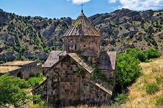Das Gndevank Kloster
