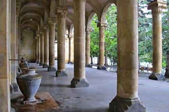 Wasser Galerie, Jermuk