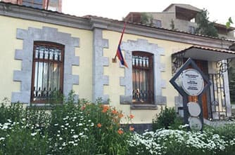 Orbeli brothers' house-museum