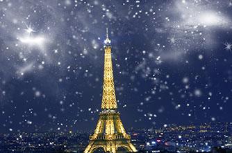 Ամանորը Ֆրանսիայում