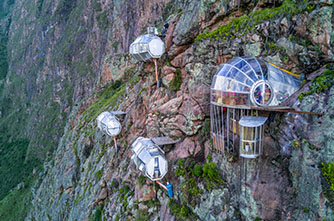 Skylodge Adventure Suites, Պերու