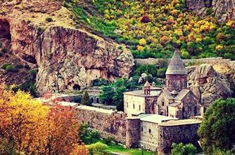 Гегард монастырь