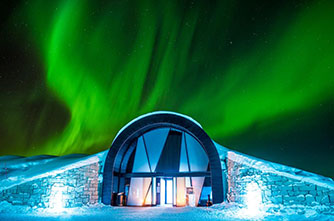 ICEHOTEL, Шведия