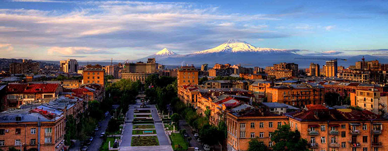 BOOKING.COM INCLUDE YEREVAN IN TOP 10 TRENDING DESTINATIONS FOR 2020