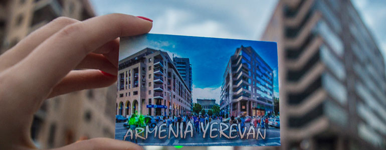What gift can you bring from Armenia in 2019?