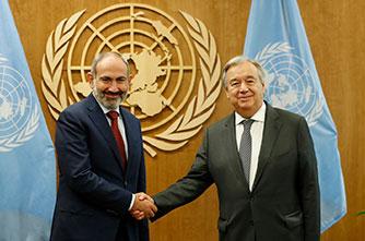ՄԱԿ և Հայաստանը