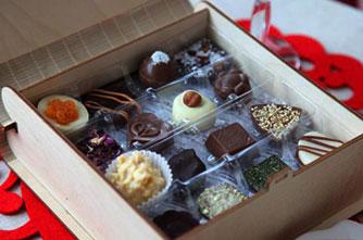 Armenische Schokolade