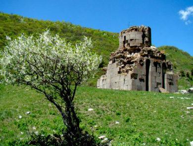 Монастырь Майраванк