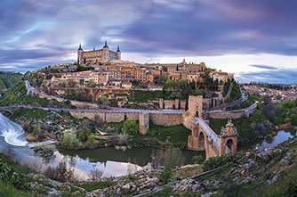 Տոլեդո քաղաք(Toledo)