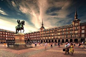 Գլխավոր հրապարակ(Plaza Mayor)