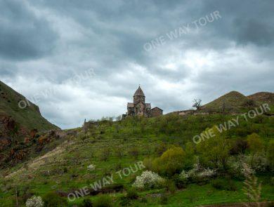 Vorotnavank monastery
