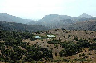 """Das staatlich geschützte Waldgeiet von """"Khosrov"""""""