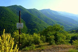 """""""Shikahogh"""" - Naturschutzgebiet"""