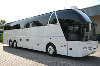 Die Busse von Tiflis nach Jerewan