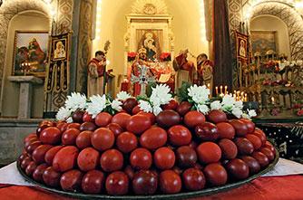 Das armenische Osterfest