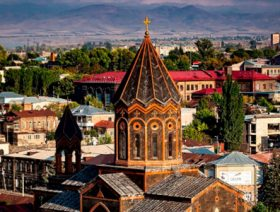 Top 10 attractions of the city of Gyumri and its surroundings