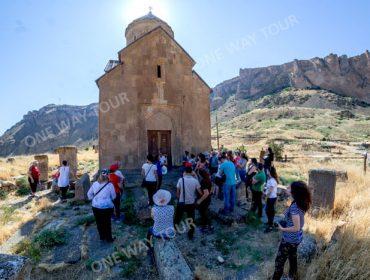 Церковь Аствацацин в Арени