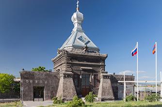 Die Russische Kapelle