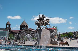 Площадь Вардананц
