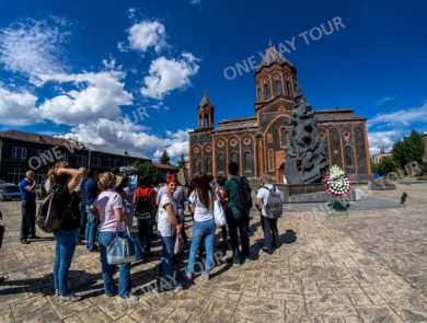 Tour to Gyumri