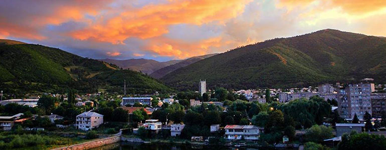 Top 10 attractions of the city of Vanadzor and its surroundings