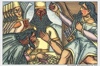 «Давид Сасунский» эпос