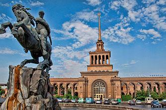 Станция метро Сасунци Давид