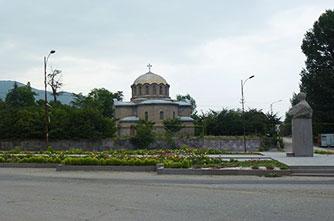 Russian Orthodox Church (Church of the Nativity of Virgin)