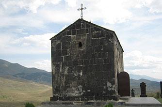 Kamakatar Chapel