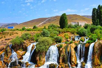 Беркрийский водопад