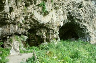 Communist caves