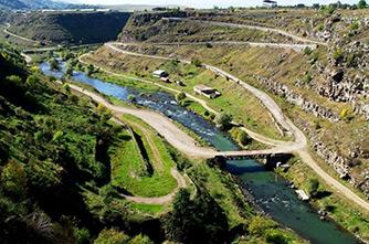 The Dzoraget River