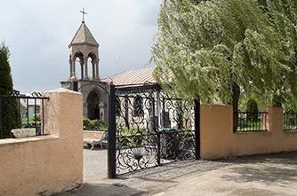 St. Sarkis Church